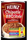 Heinz Chipolte BBQ Beans