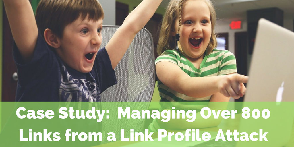 Managing Link Attacks Case Study Banner