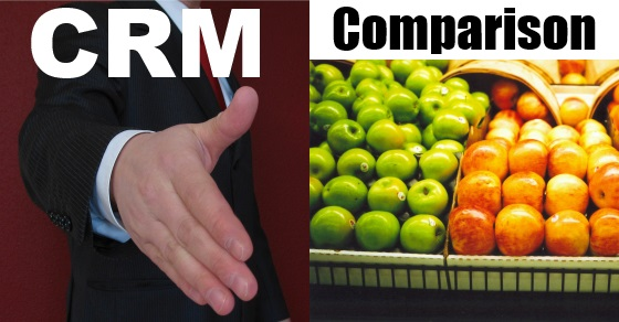 CRM Software Comparison