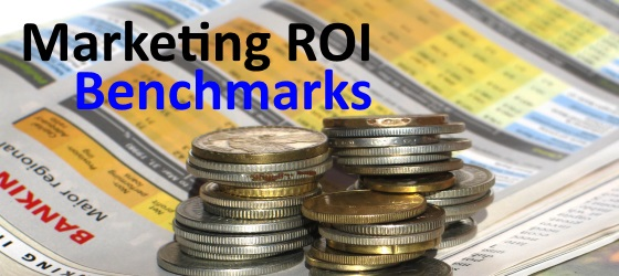 marketing roi benchmarks