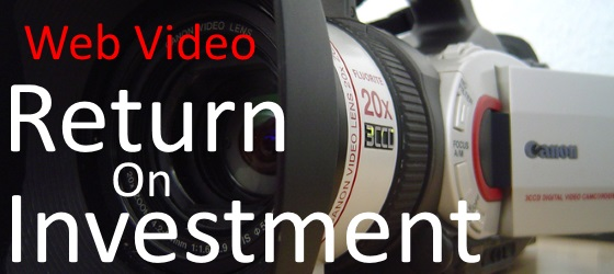 web video return on investment