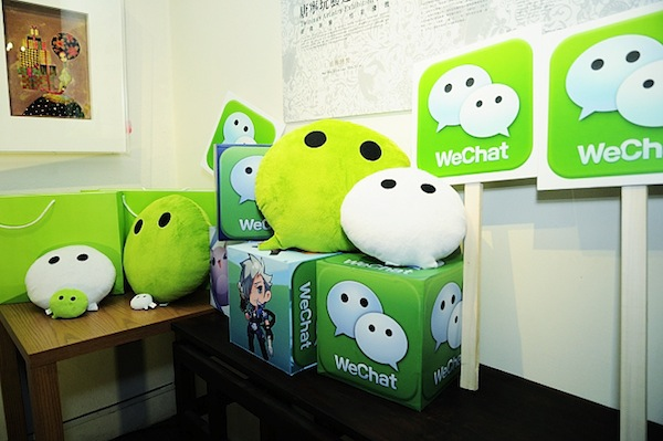small business marketing ideas wechat