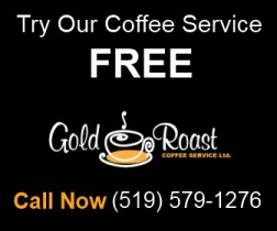 Gold Roast Image Ad