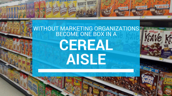 importance of marketing cereal aisgle