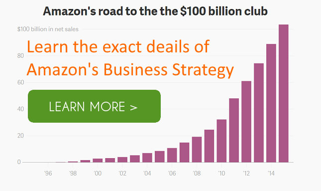 Amazon Strategy - Learn More
