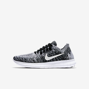 free rn flyknit 2017 big kids running shoe